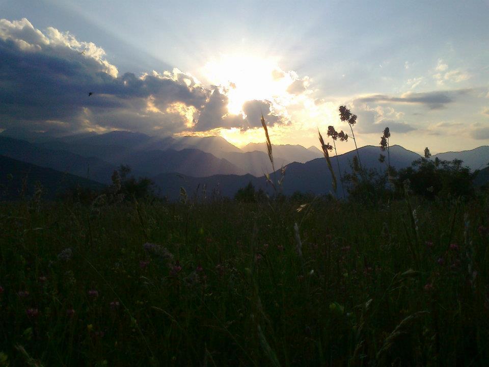 Posta sol Farrera